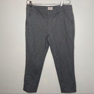 Merona Classic Stretch Cropped Pants Size 10